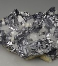 Spinel law twin Galena, Quartz