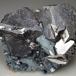 Galena, Chalcopyrite, Sphalerite