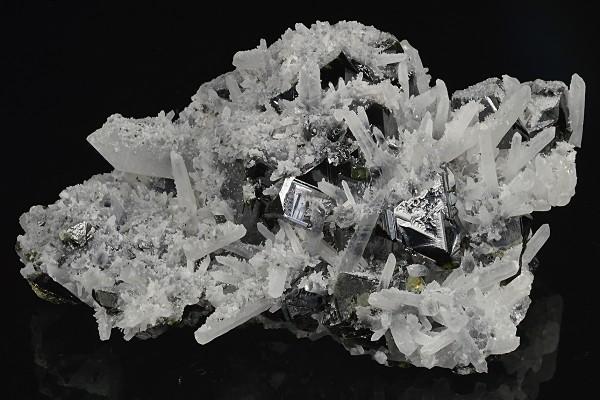 Quartz on Cleiophane