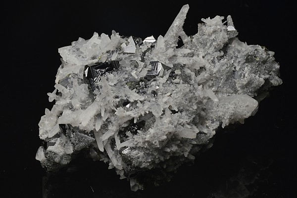 Quartz on Cleiophane