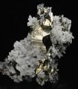 Pyrite, Quartz, Sphalerite, Galena, Chalcopyrite