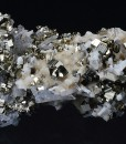 Pyrite, Quartz, Calcite
