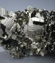 Pyrite, Sphalerite, Quartz
