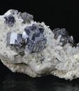 Cleiophane, Galena, Chalcopyrite, Quartz