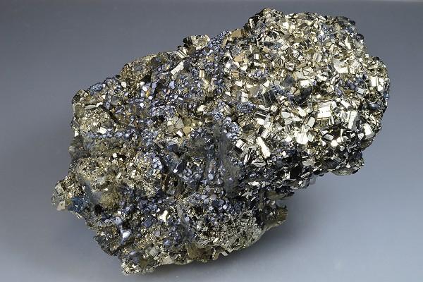 Pyrite, Chalcopyrite, Galena