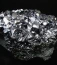 Melted habit Galena, Quartz, Sphalerite, Chlorite