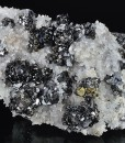 Sphalerite, Quartz, Galena, Chalcopyrite