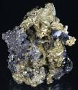 Chalcopyrite, Sphalerite, Pyrite, Galena, Quartz