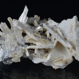 Quartz, Calcite, Sphalerite
