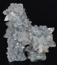 Apophyllite, Stilbite, Chalcedony