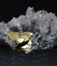 Chalcopyrite, Quartz, Sphalerite