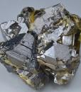 Cleiophane, Calcite