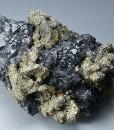 Sphalerite, Pyrite, Chalcopyrite