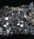 Galena, Sphalerite, Calcite