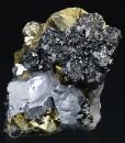 Chalcopyrite, Sphalerite, Galena, Pyrite
