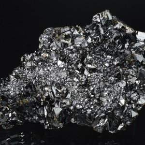 Galena on Sphalerite, Quartz