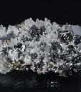 Galena, Quartz, Sphalerite, Chalcopyrite