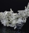 Quartz with inclusions, Galena, Chlorite