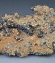 Chalcopyrite, Sphalerite, Galena, Calcite