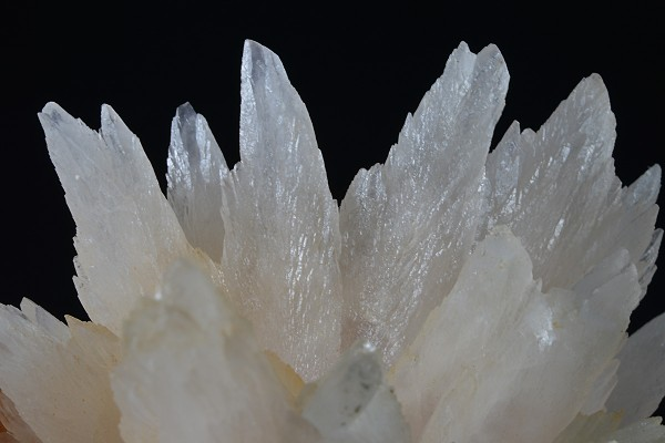 Bi-terminated Quartz, Calcite