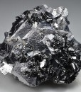 Twinned and truncated Galena, Sphalerite, Quartz