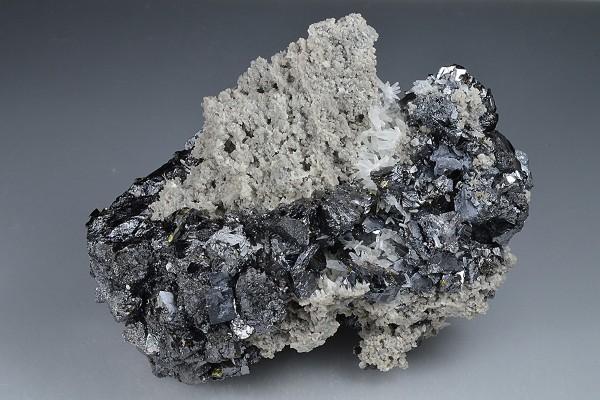 Sphalerite, Quartz, Chalcopyrite