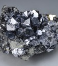 Truncated Galena, Sphalerite, Quartz, Pyrite