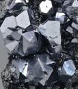 Truncated Galena, Sphalerite, Quartz, Pyrite