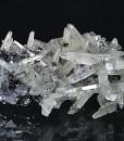 Bi-terminated Quartz, Sphalerite, Galena, Chlorite