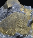 Iridescent Chalcopyrite, Sphalerite, Galena