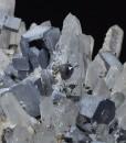 Quartz, Sphalerite, Galena, Chalcopyrite