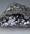 Truncated Galena, Sphalerite, Quartz
