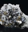 Cleiophane, Quartz, Sphalerite