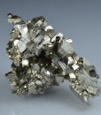Pyrite, Calcite