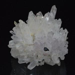 Chalcopyrite and Sphalerite on Quartz