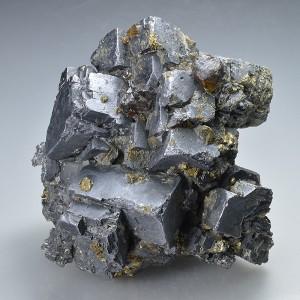 Galena, Chalcopyrite, Cleiophane