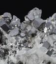 Galena, Quartz, Sphalerite, Pyrite