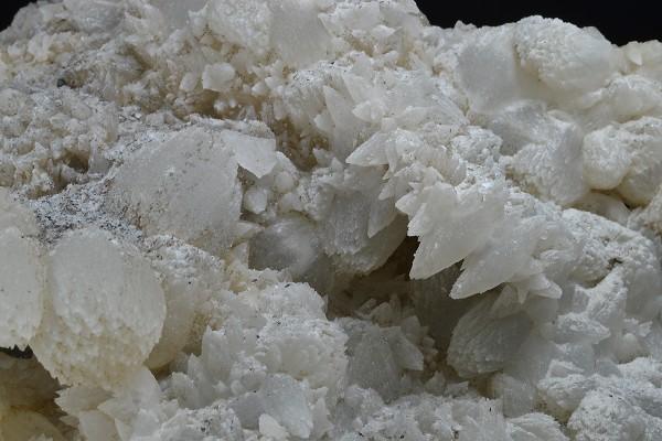 Scalenohedral Calcite, Chalcopyrite