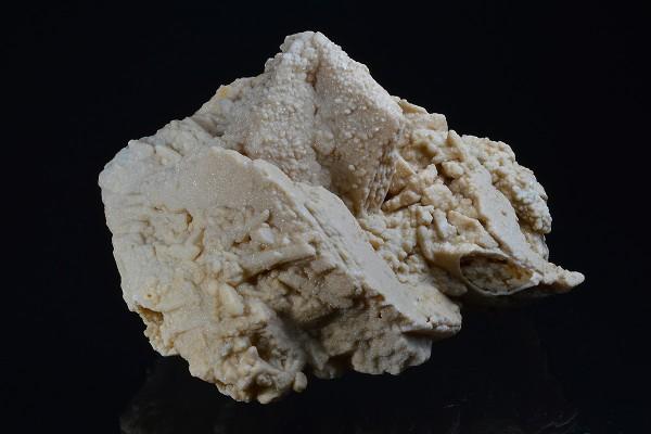 Pseudomorph after Calcite, Quartz