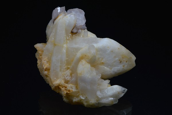 Quartz, Calcite