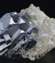 Galena on Quartz