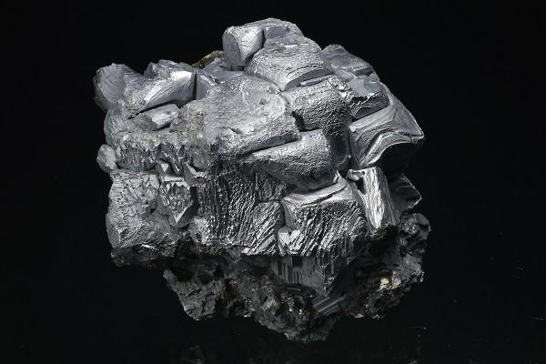 Twinned Galena, Sphalerite