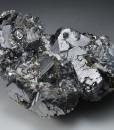 Sphalerite, Galena, Pyrite