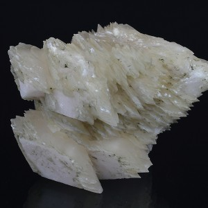 Two generations Calcite