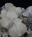 Calcite, Pyrite, Sphalerite