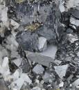 Sphalerite, Quartz, Chalcopyrite, Galena