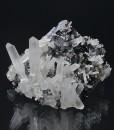Quartz on Sphalerite, Galena, Pyrite