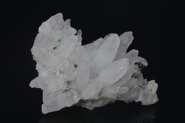 Quartz, Sphalerite