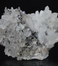 Quartz, Sphalerite, Galena, Pyrite