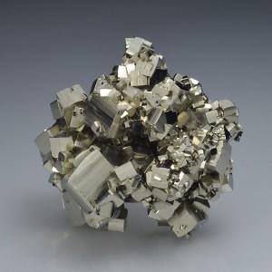 Pyrite, Quartz - floater